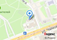 Компания «СМС» на карте