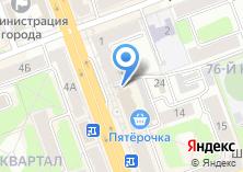 Компания «Детство» на карте