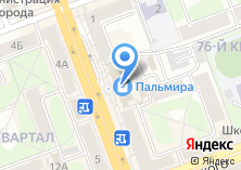Компания «Delice» на карте