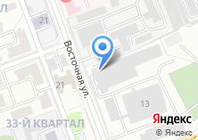 Компания «Тачку на прокачку» на карте