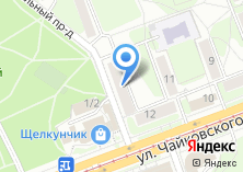 Компания «Бон Вояж» на карте