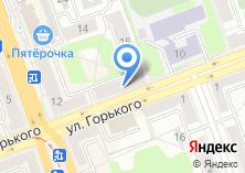 Компания «Центр Подшипников» на карте