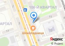 Компания «АКБ СКБ-банк» на карте