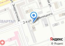 Компания «СибСтрой АМУ» на карте