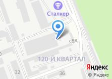 Компания «Ангара розничный магазин» на карте