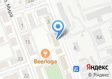 Компания «Контрольно-счетная палата Ангарского муниципального образования» на карте