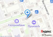 Компания «АнгарскЭнергоСервис» на карте