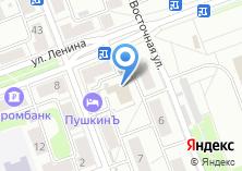 Компания «ПушкинЪ» на карте