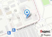Компания «Сибпласт» на карте