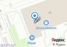 Компания «Карапуз» на карте