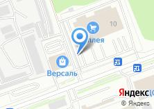 Компания «Шамкир» на карте