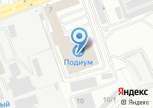 Компания «FORTUNE» на карте
