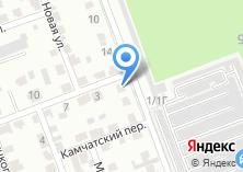 Компания «БАЙКАЛГАЗ» на карте