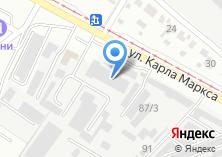 Компания «S-авто» на карте