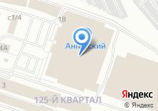 Компания «Центр крепежных изделий» на карте