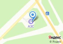 Компания «АЗС на ул. 11-й квартал» на карте