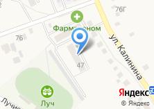 Компания «Русводоканал» на карте