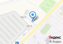 Компания «БайкалАвтосервис» на карте