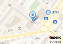 Компания «ТОРГОВАЯ ФИРМА МЕРКУРИЙ» на карте