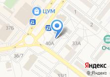 Компания «Домофонд» на карте