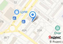 Компания «Фармэкспресс» на карте