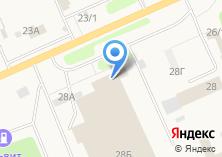 Компания «Taxis» на карте
