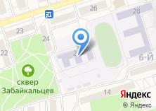 Компания «А-Я» на карте