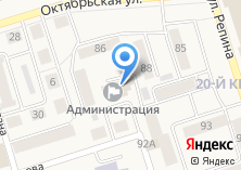 Компания «Электрон Сервис» на карте