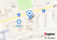 Компания «Магител-Иркутск» на карте