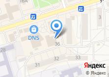 Компания «Квартирный вопрос» на карте