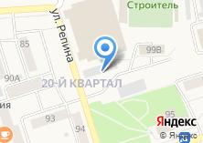 Компания «Шелехов» на карте