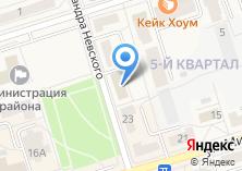 Компания «Осьминожка» на карте