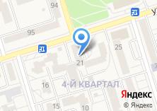 Компания «Нега» на карте