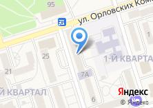 Компания «СпецПромСтрой» на карте