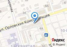 Компания «Строящийся жилой дом по ул. 1-й квартал (Шелехов)» на карте