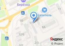 Компания «Автознахарь» на карте