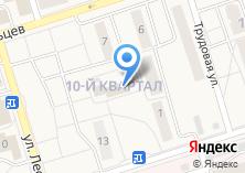 Компания «Межрайонная ИФНС России № 1 по Иркутской области» на карте