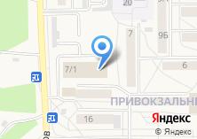 Компания «Шумак» на карте