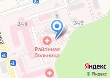 Компания «Шелеховская центральная районная больница» на карте