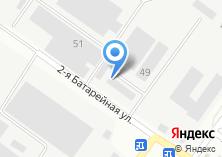 Компания «Столовая на Батарейной» на карте