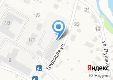 Компания «ГРАНИТ СИТИ» на карте