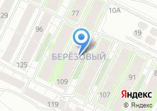 Компания «КомпМастер» на карте