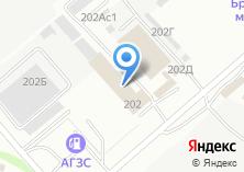 Компания «Склад №7» на карте