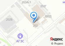 Компания «Теплолюкс-Иркутск» на карте