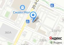 Компания «Dereza Development Company» на карте