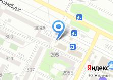Компания «Ru-сеть» на карте