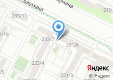 Компания «Персона» на карте