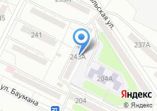 Компания «Иркутская процессинговая компания» на карте