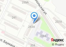 Компания «АудитТехСтрой» на карте