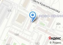 Компания «Банкомат Балтийский банк Иркутский филиал» на карте